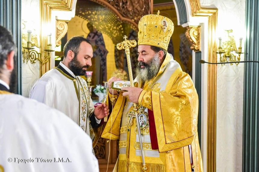 Λειτουργία εορτής Αγίου Νεκταρίου Καβαλλάρι (182)